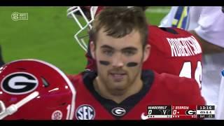 2018 #2 Georgia vs Vanderbilt Full Game