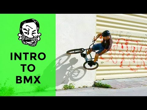 BMX for Beginners - Getting started