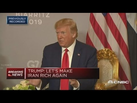 Donald Trump: I have great respect for Chinese President Xi Jinping | Squawk Box Europe