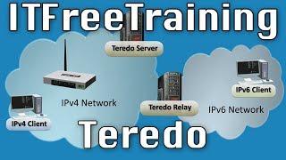 IP Transition Demonstration Teredo