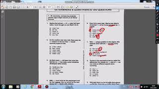 7.Dergi Grammar Soru Çözümleri