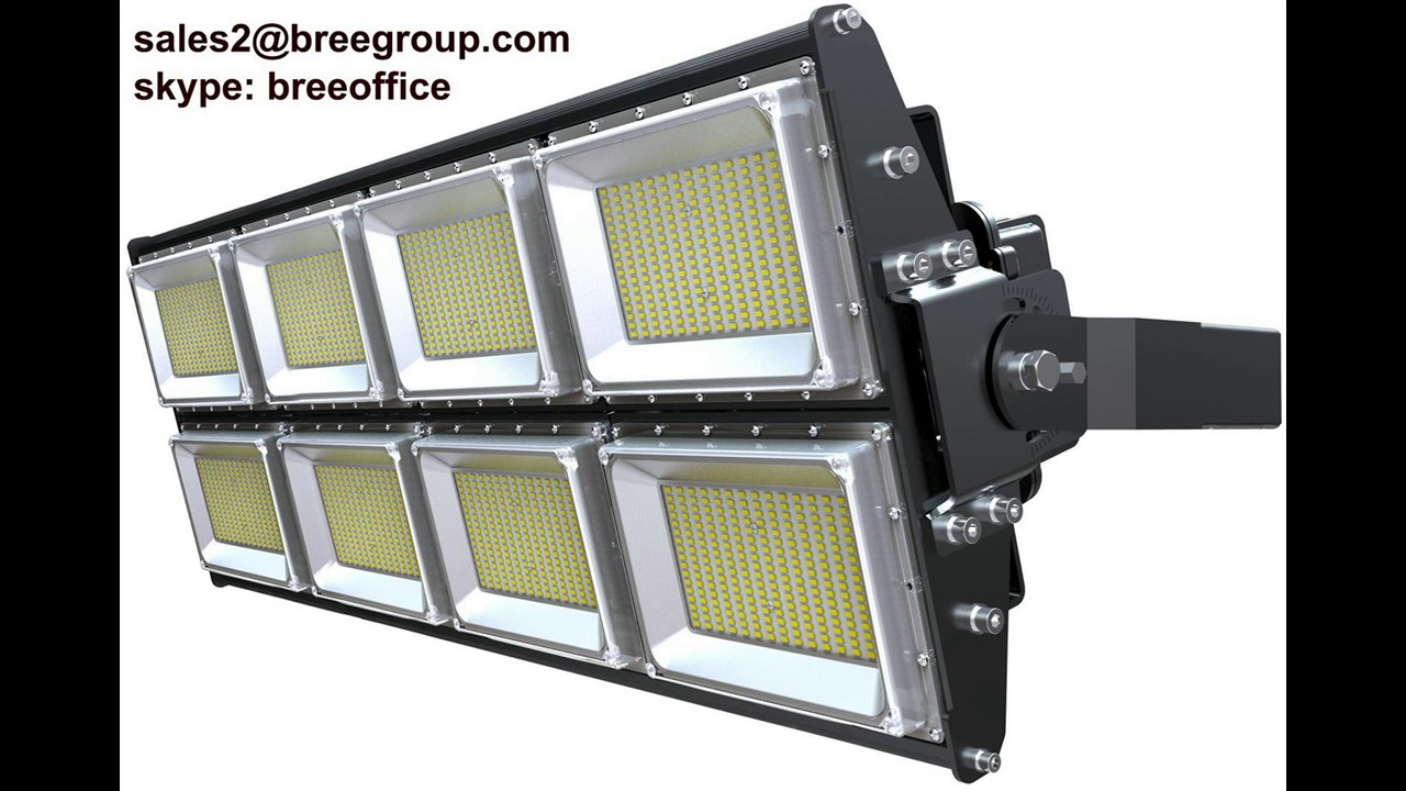 Cold Forging Philips Led 1000w 750w 500w Led Floodlights