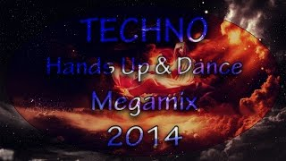 Techno Hands Up & Dance MORE THAN 3 HOURS Megamix #1 2014