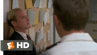 No Way Out (7/12) Movie CLIP - The Magnitude Of The Scandal (1987) HD