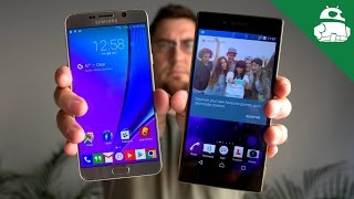 Sony Xperia Z5 Premium Vs Samsung Galaxy Note 5   Quick Look!