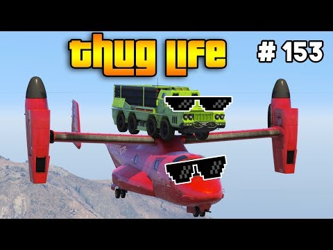 GTA 5 THUG LIFE AND FUNNY MOMENTS (WINS, STUNTS AND FAILS #153)
