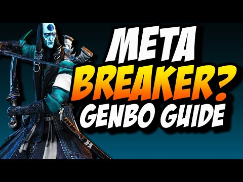 Genbo Build Guide and Masteries This Guy is AMAZING! | Raid Shadow Legends