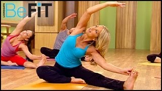 Hot Body Yoga Workout | Yoga Fit- Denise Austin