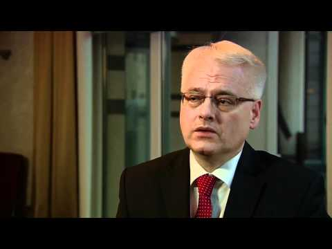 NATO Review - Mladic, justice and 2011: view from the Croatian President