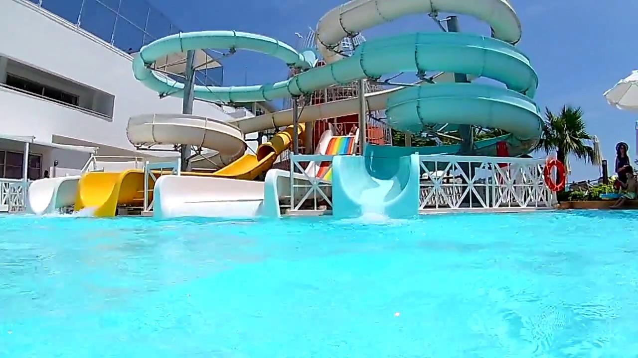 orange county resort hotel - Водная горка №2 - youtube