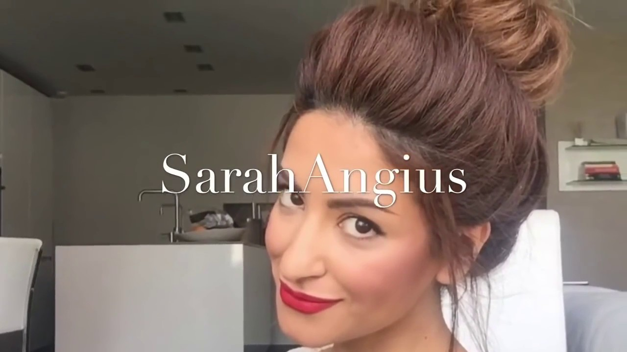 11 Easy Roman HairStyles One Minute Tutorials by Sarah Angius - YouTube
