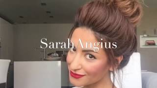 5 Easy Roman HairStyles One Minute Tutorials by Sarah Angius