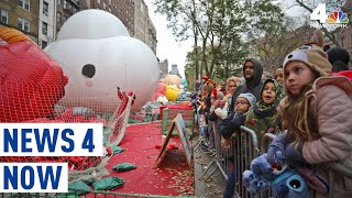 Macy's Thanksgiving Day Parade: Everything You Need to Know | News 4 Now