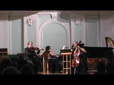 Mendelssohn Trio No.2, 1st mov.