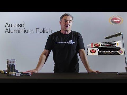 DIY Autosol Aluminium Polish