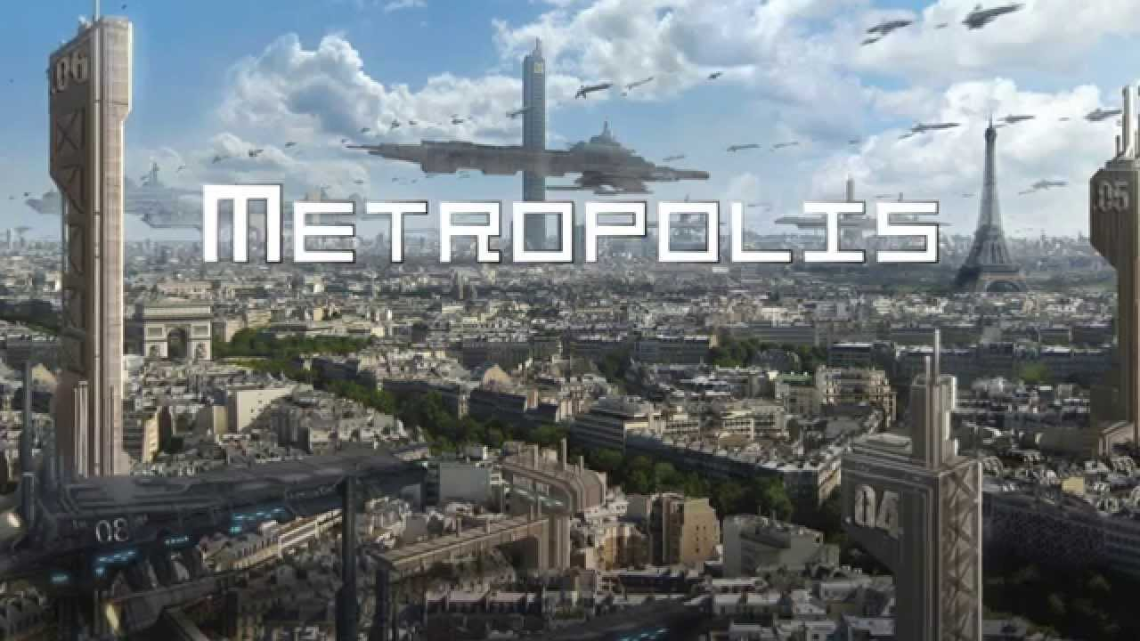 Metropolis The Future Of Autonomous Personal Air