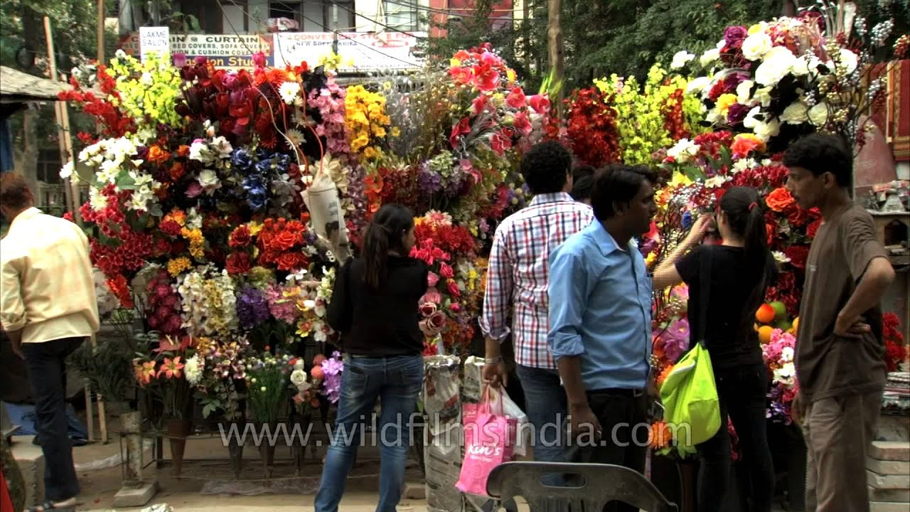 artificial flowers for home decoration lajpat nagar