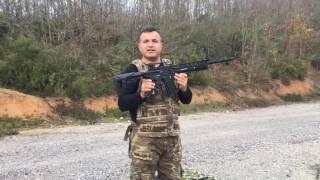 Bora BR 36 kalibre şarjörlü av tüfeği