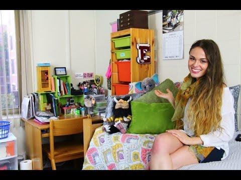 My Dorm Room at Rutgers University