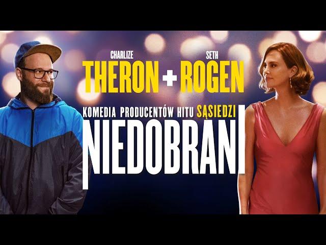 NIEDOBRANI - zwiastun PL (premiera: 10 maja 2019)