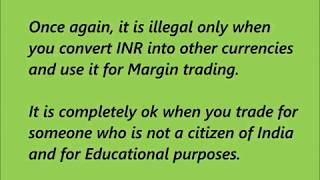 Is Forex Trading Legal in India ?