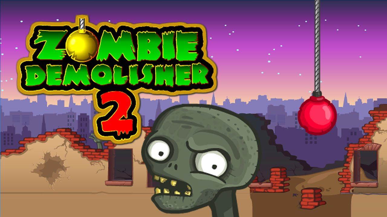 zombie demolisher 2 youtube