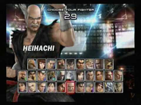 tekken 5 heihachi part 1 2 youtube tekken 5 heihachi part 1 2