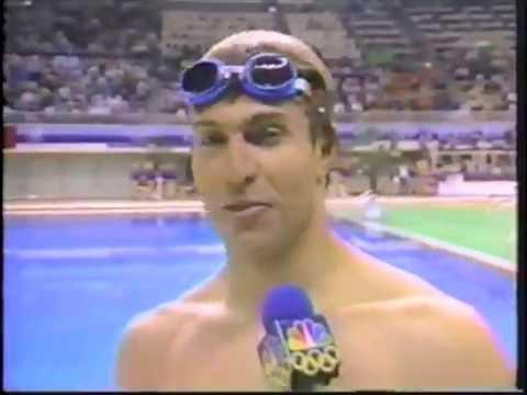 1988 Olympic Games - Swimming - Men's 1500 Meter Freestyle - Vladimir Salnikov   URS