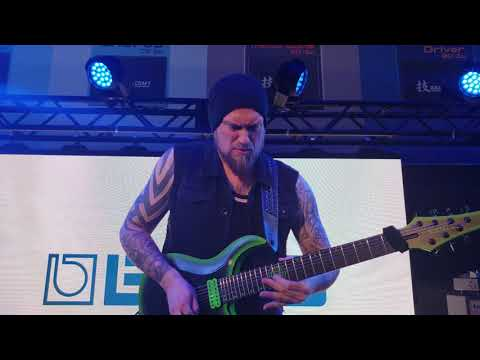 Andy James - After Midnight Live @ NAMM 2019 (4K 60fps)