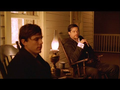 The Assassination of Jesse James by the Coward Robert Ford (2007) Movie - Brad Pitt & Casey Affleck