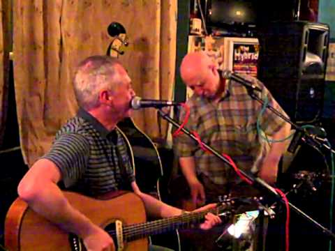 Northeast Buskers at The Old Fox - Mal & Steve - Shame and Scandle in the Family - Lance Percival