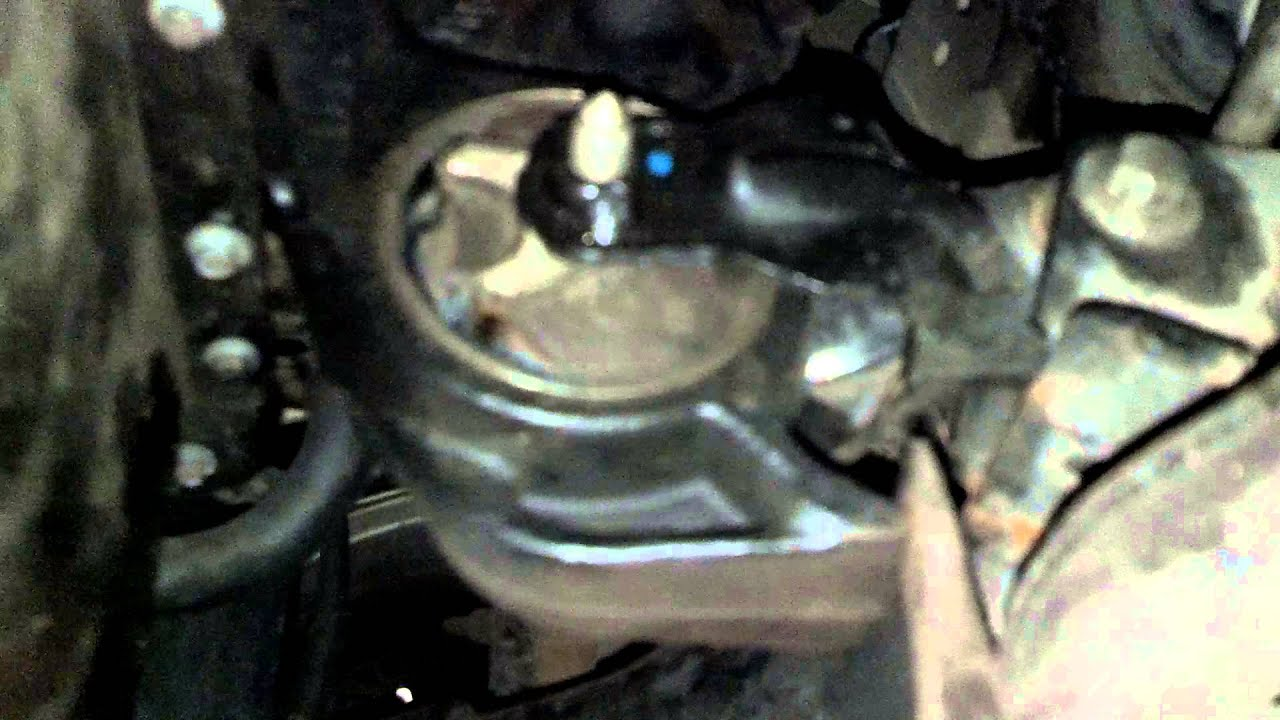 Picasso Engine Mounting Rear Youtube