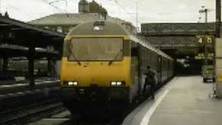 Watch Mike Batt Railway Hotel video