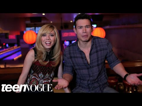 Best Friend Tag with Jennette McCurdy and Colton Tran – Besties – Teen Vogue