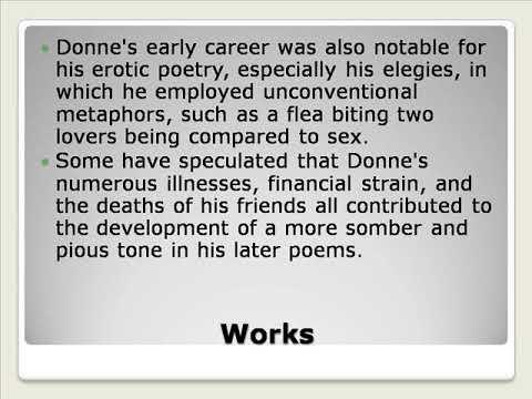 John donne biography timeline example - moconpeacot tk