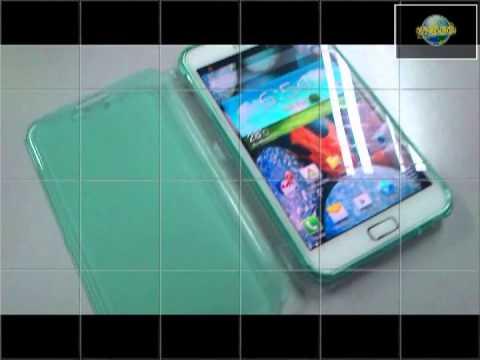 Flip Tpu Soft Protective Smart Jelly Case