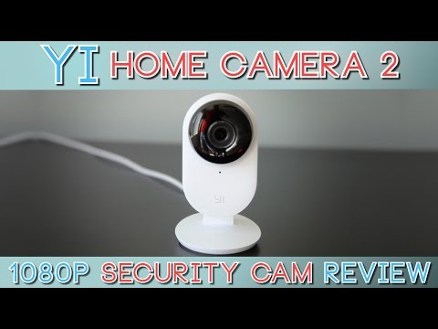 Yi's Home Camera 2 Review 1080p Home Security