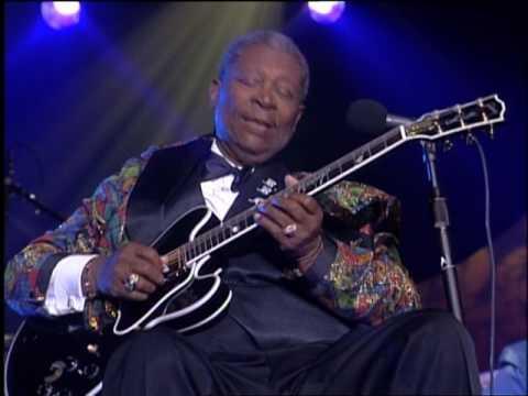 BB King Live Concert Jazz Festival Full HD (1080p) Part 2