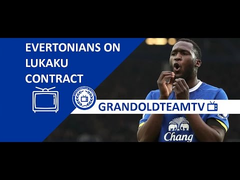 "📺 | ""The Timing Is A Bit Weird"" - Evertonians On Lukaku Contract Situation"