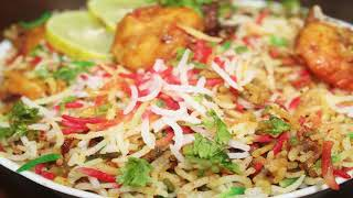 Prawns Biryani | Simple and Quick Prawns Biryani | Jhinga Biryani | Kolambi bhaat
