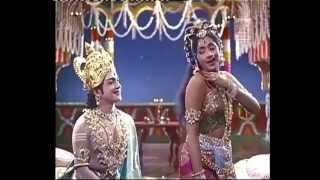 Bhakthi ?- Kathal ? - Manam Patathen - (dips)