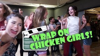 Wrap On Chicken Girls 🎬 (WK 367.6) | Bratayley