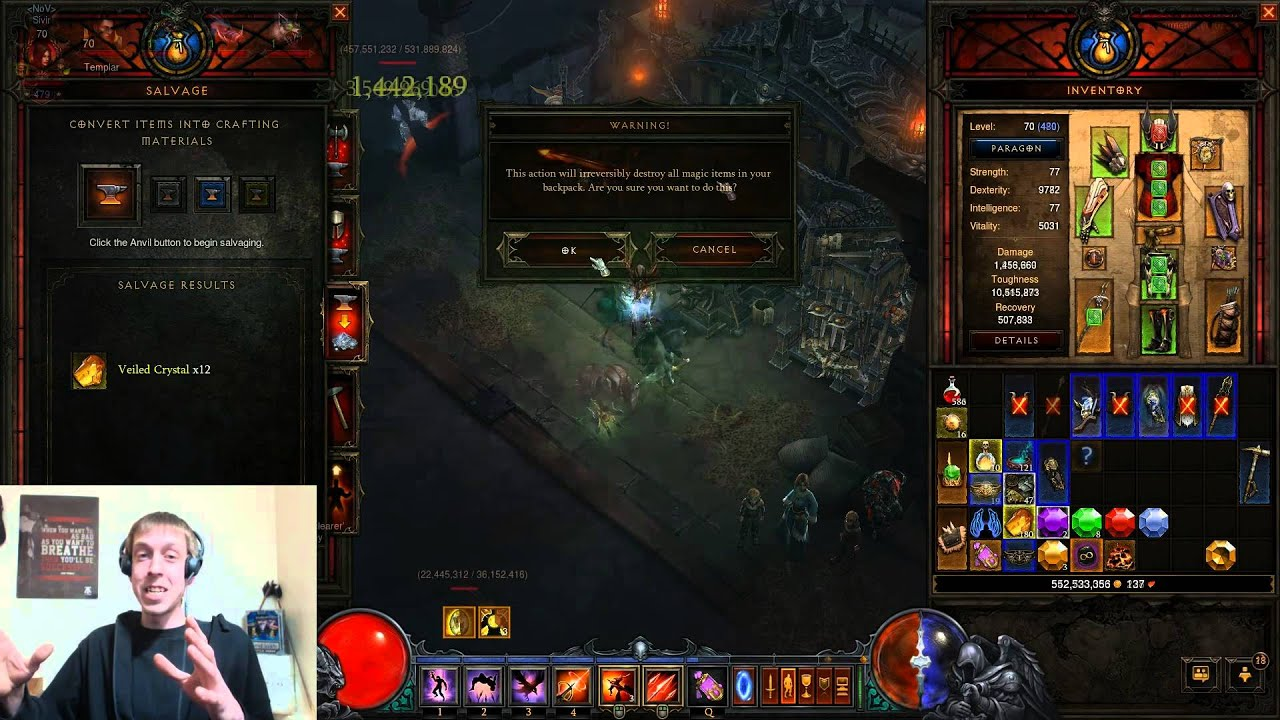 [How To] Get Gems Fast In Diablo 3 - Gem Farming Guide - Reaper of Souls Patch 2.1.2 - YouTube