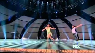 SYTYCD Amy & Robert - Say Something