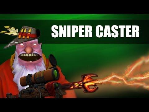 видео: Снайпер Кастер: Внезапный убийца