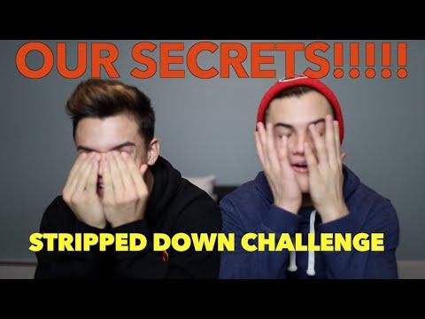 Stripped Down Challenge // Dolan Twins