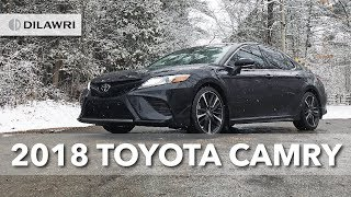 2018 Toyota #Camry (XSE V6): REVIEW