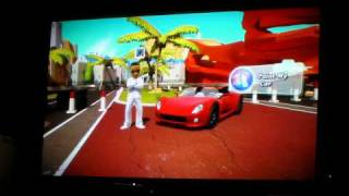 Xbox 360 Kinect - Joy Ride game - review