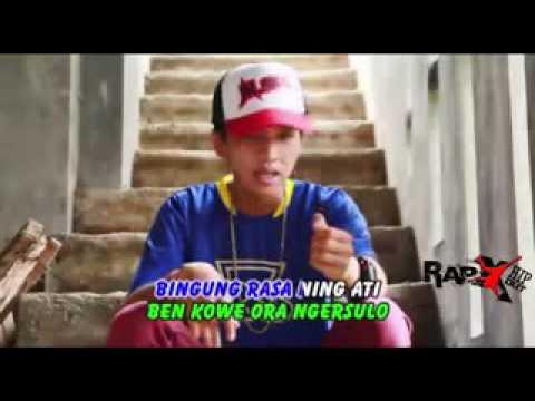 RapX SALAH TOMPO   lirik pendhoza cover