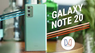 Samsung Galaxy Note 20 Review: Worth It?